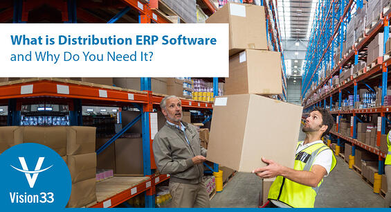 SAP Business One for Distribution