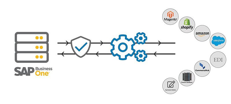 Interconnect makes it easier to exchange data between systems and streamline business processes