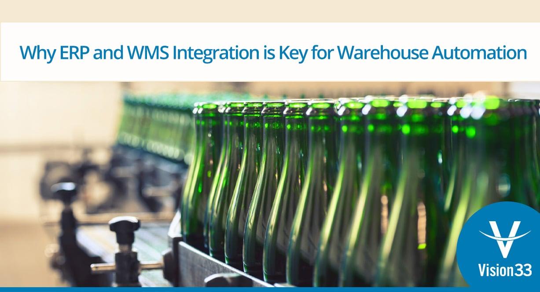 ERP WMS Integration - Warehouse Automation